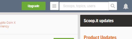 scoop-ввод ключевой фразы