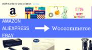 Woocommerce: как добавить товар с Amazon, Ebay или Aliexpress
